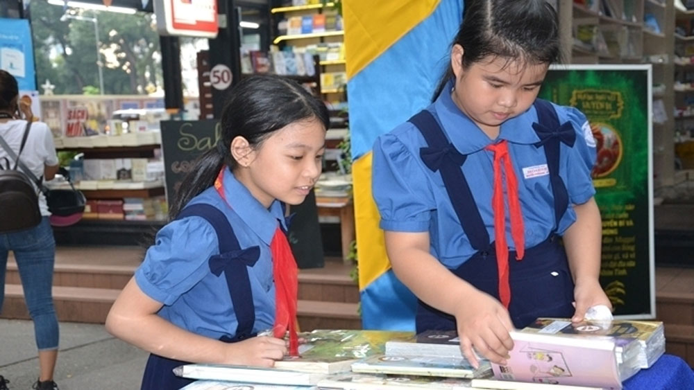 First children's book festival in Ho Chi Minh City opens