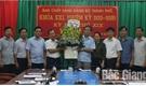 Đồng chí Mai Sơn được bầu giữ chức Bí thư Thành ủy