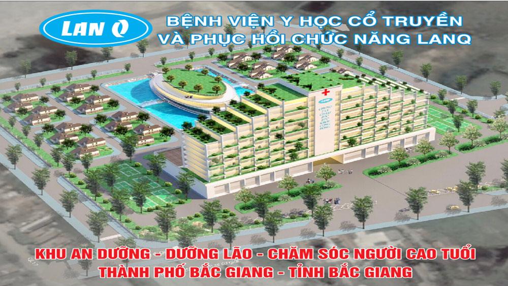 Bệnh viện Y học cổ truyền LanQ thuộc Công ty cổ phần Y Dược LanQ, Người cao tuổi, Bắc Giang