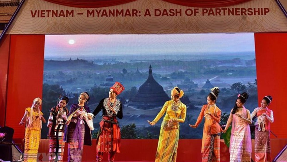Vietnam Culture Week held in Myanmar