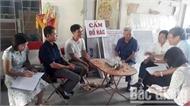 Ban Văn hóa - Xã hội, HĐND tỉnh giám sát hoạt động quảng cáo ngoài trời tại Yên Thế