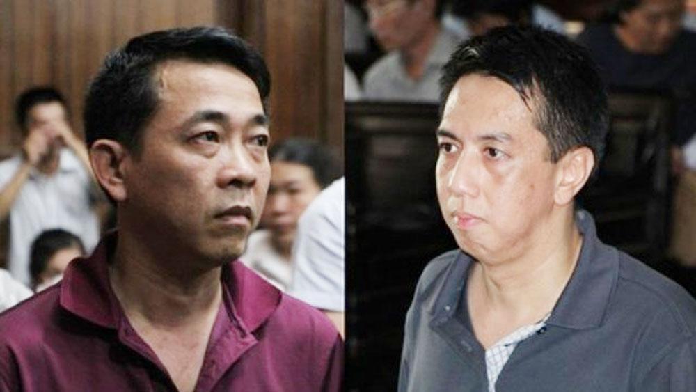 Tuyên phạt, bị cáo,  vụ buôn thuốc ung thư giả tại VN Pharma, Nguyễn Minh Hùng, Võ Mạnh Cường,