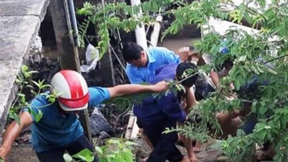 Điện giật làm hai người tử vong, ba người bị thương