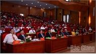 Long trọng khai mạc Đại hội đại biểu các dân tộc thiểu số tỉnh Bắc Giang lần thứ III, năm 2019