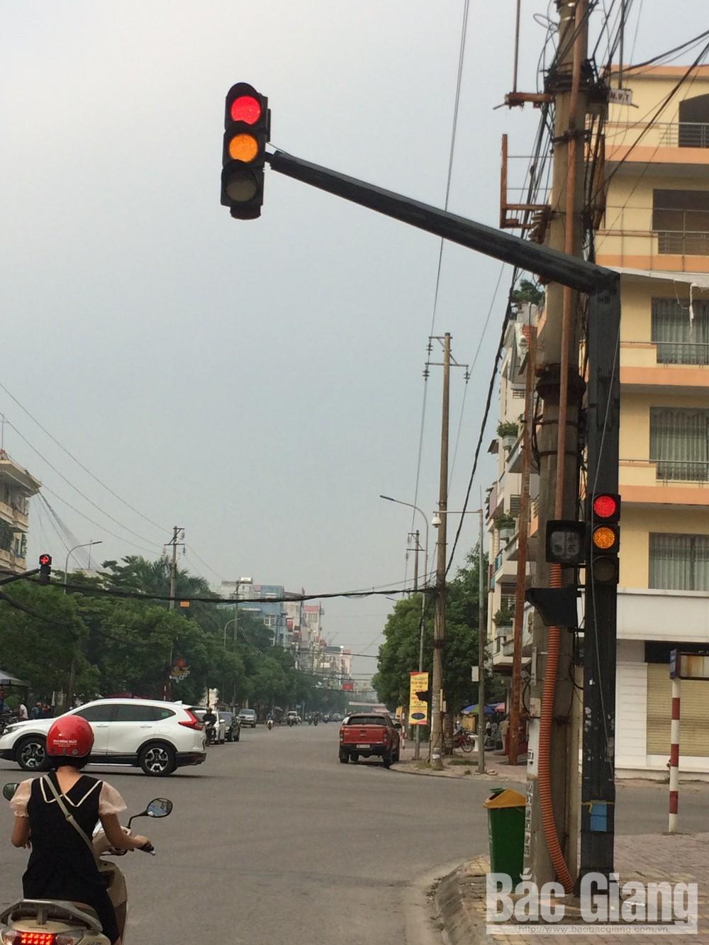 tín hiệu, không chuẩn xác, Tây Yên Tử, TP Bắc Giang, lộn xộn