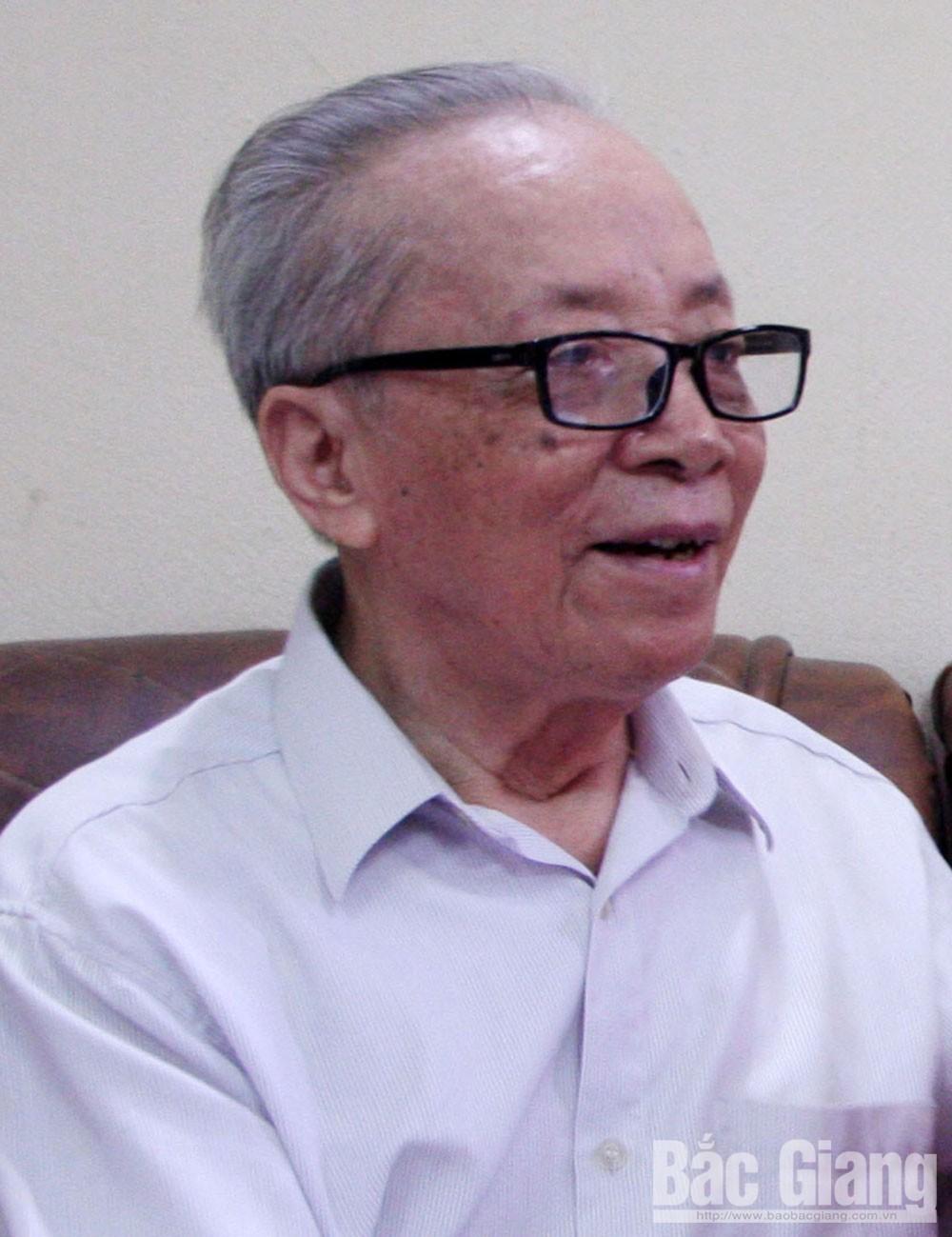 Tổ dân phố 2B, phường Trần Nguyễn Hãn, TP Bắc Giang, Hoàng Thế Ngọc, tuổi cao gương sáng