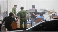 Vụ giang hồ vây xe chở công an: Triệu tập vợ nguyên Giám đốc Công an tỉnh Đồng Nai