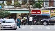 Cảnh sát khám xét nhà nghi can gây nổ ở Cục Thuế Bình Dương