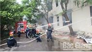 Nâng cao ý thức chấp hành pháp luật về phòng cháy, chữa cháy