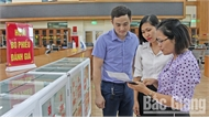 Trung tâm Phục vụ hành chính công tỉnh Bắc Giang: Đổi mới, nâng chất lượng phục vụ