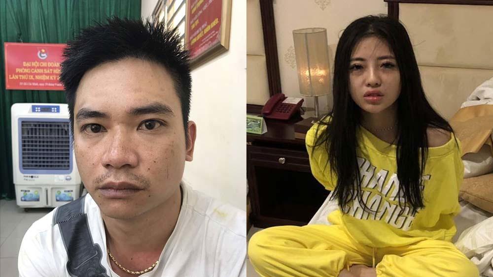 Huỳnh Ngọc Ánh Quyên , Trùm ma túy, thủ cả mớ súng đạn, vợ hotgirl chuyên, tuồn hàng ở TP Hồ Chí Minh, Phan Phi Long, Nguyễn Tuấn Tài,