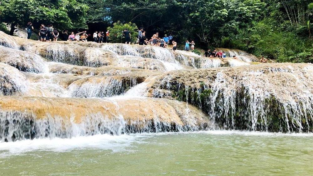 Công nhận, thác nước 9 tầng đẹp nhất xứ Thanh, điểm du lịch, Thác Mây