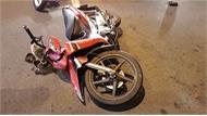 Lục Ngạn: Hai xe mô tô va chạm tại đường liên xã, một người tử vong