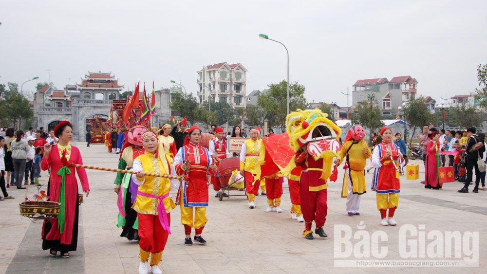 Tuần Văn hóa-Du lịch, Tây Yên Tử, năm 2020, Bắc Giang