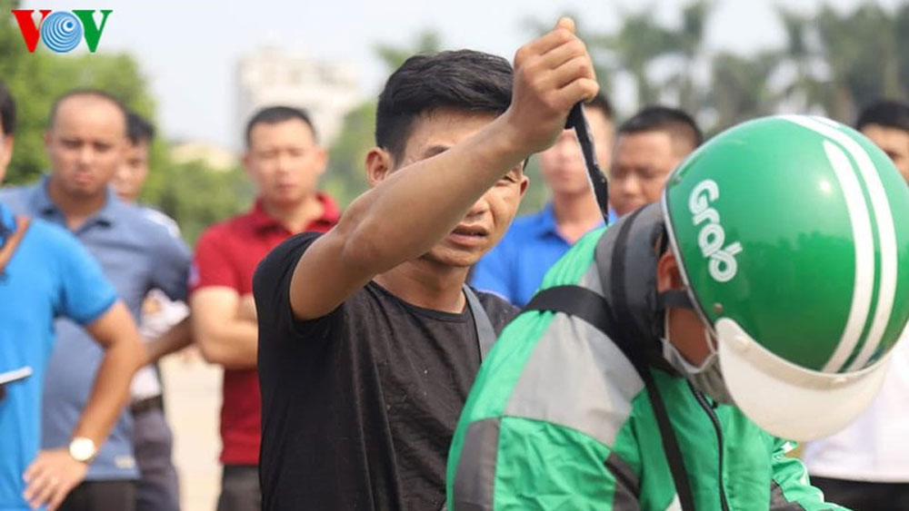 Khởi tố, 2 đối tượng, sát hại dã man, nam sinh chạy Grab ở Hà Nội, Đinh Văn Trường, Đinh Văn Giáp