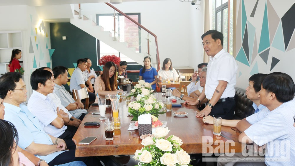 Bac Giang enterprises actively do business with high responsibility for community