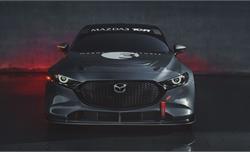 Cận cảnh Mazda3 TCR phiên bản 2020 công suất 350 mã lực
