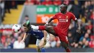 Thắng nhọc Leicester, Liverpool nối dài mạch toàn thắng