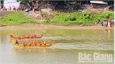 Phường Đa Mai và Trần Phú vô địch giải đua thuyền TP Bắc Giang