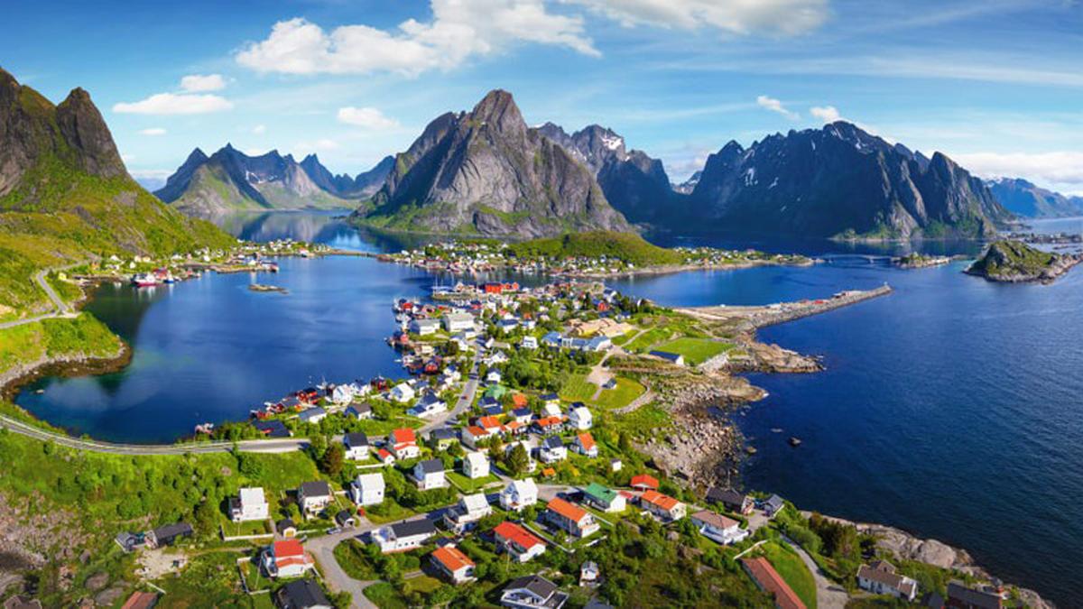 vùng đất đẹp, thiên đường, châu Âu, du khách, Phần Lan, Na Uy, Scotland, Zagori