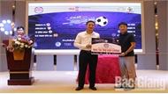 Ra mắt Giải bóng đá Bắc Giang LEAGUE lần thứ I năm 2019