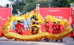 Tưng bừng hoạt động văn hóa chào mừng kỷ niệm 65 năm Ngày Giải phóng Thủ đô