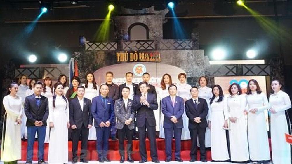 Vietnamese cultural, art association in Czech Republic holds third congress