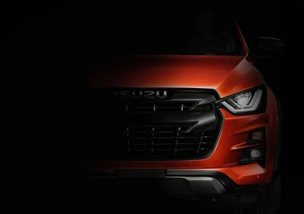 Isuzu D-Max, xe bán tải, xe thế hệ mới