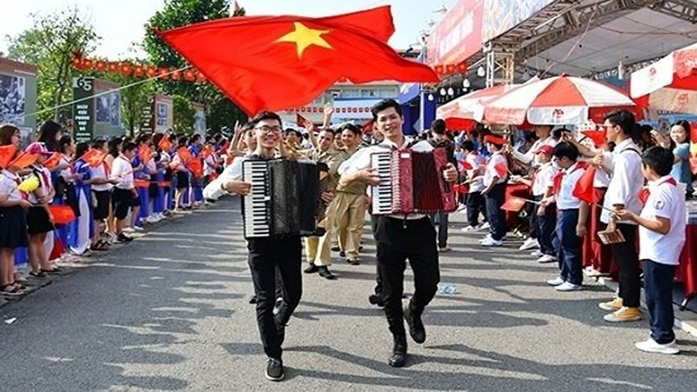Various activities to celebrate 65 years of Capital Liberation Day
