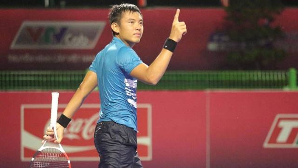 Top Vietnamese tennis player beat highest ranked opponent in career