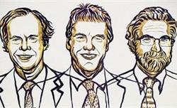 Giải Nobel Y học năm 2019 thuộc về ba nhà khoa học Mỹ và Anh