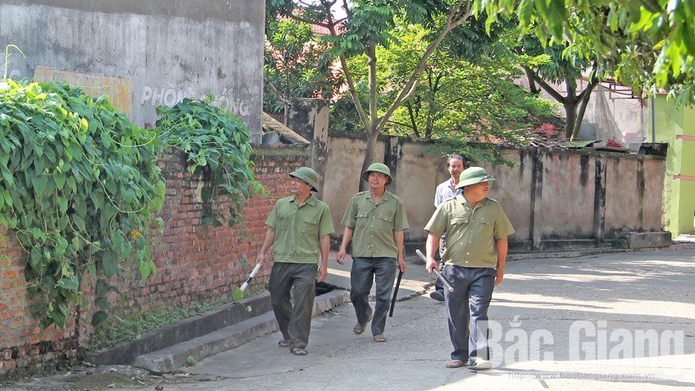 Bắc Giang: Quần chúng chung tay đẩy lùi tội phạm