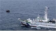 Nhật Bản cứu toàn bộ 60 thủy thủ tàu cá của Triều Tiên