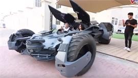 """Siêu xe Batmobile của """"người dơi"""" được rao bán với giá gần 20 tỷ đồng"""