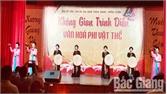 Từ ngày 12-10 biểu diễn nghệ thuật miễn phí tại Khu Di tích lịch sử Chiến thắng Xương Giang