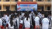 """Lục Nam tổ chức ngày hội """"Tìm hiểu biển, đảo Tổ quốc Việt Nam"""""""