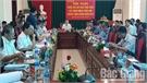 Thẩm tra kết quả xây dựng nông thôn mới ở huyện Lạng Giang