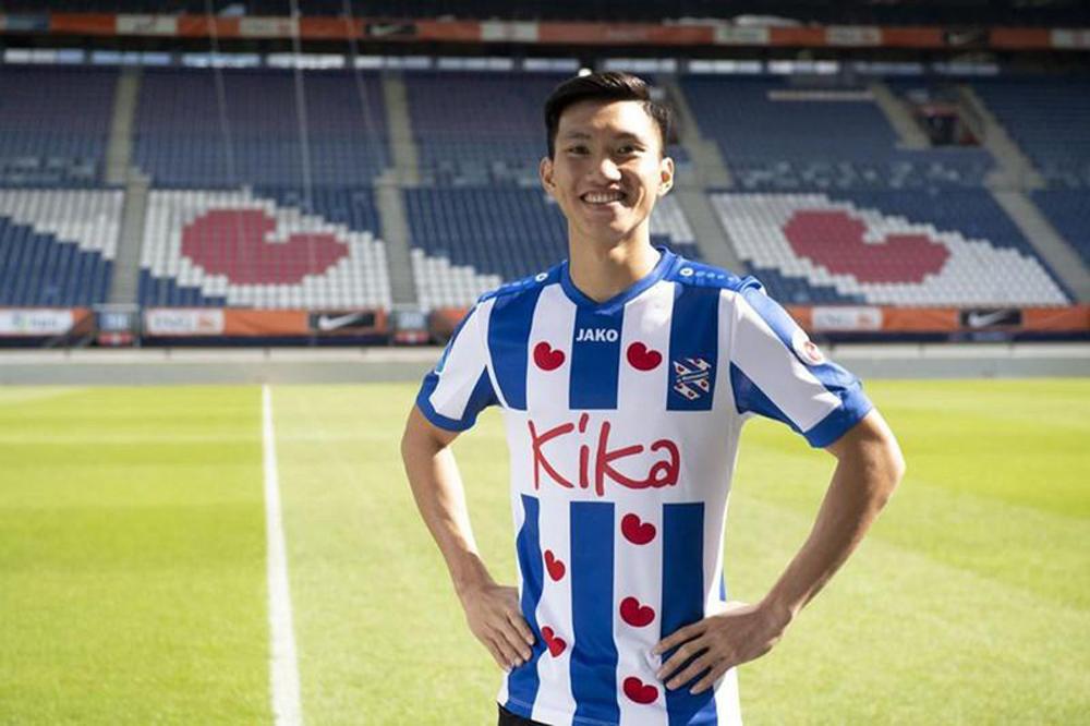 Văn Hậu, cầu thủ Đông Nam Á, có chỉ số cao nhất FIFA 20