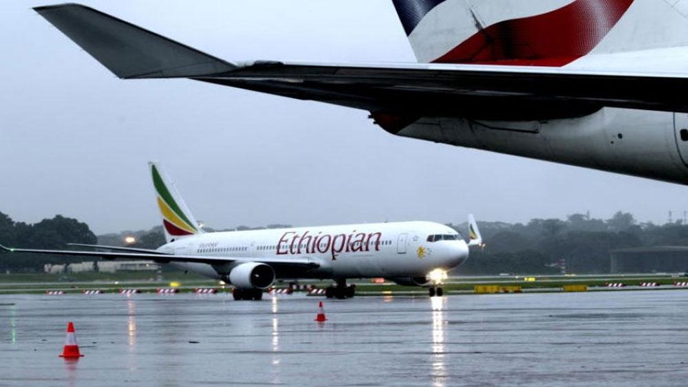Máy bay Hãng hàng không Ethiopia, hạ cánh khẩn cấp tại Dakar,sân bay Quốc tế Blaise Diagne