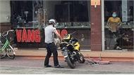 Đã bắt giữ đối tượng sử dụng súng cướp tiền tại tiệm vàng Lương Oanh