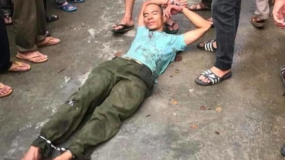 Tạm giữ hình sự, kẻ vô cớ, đánh chết người đi đường, Hà Nội, Đặng Xuân Hoà , ông Nguyễn Trường Sơn