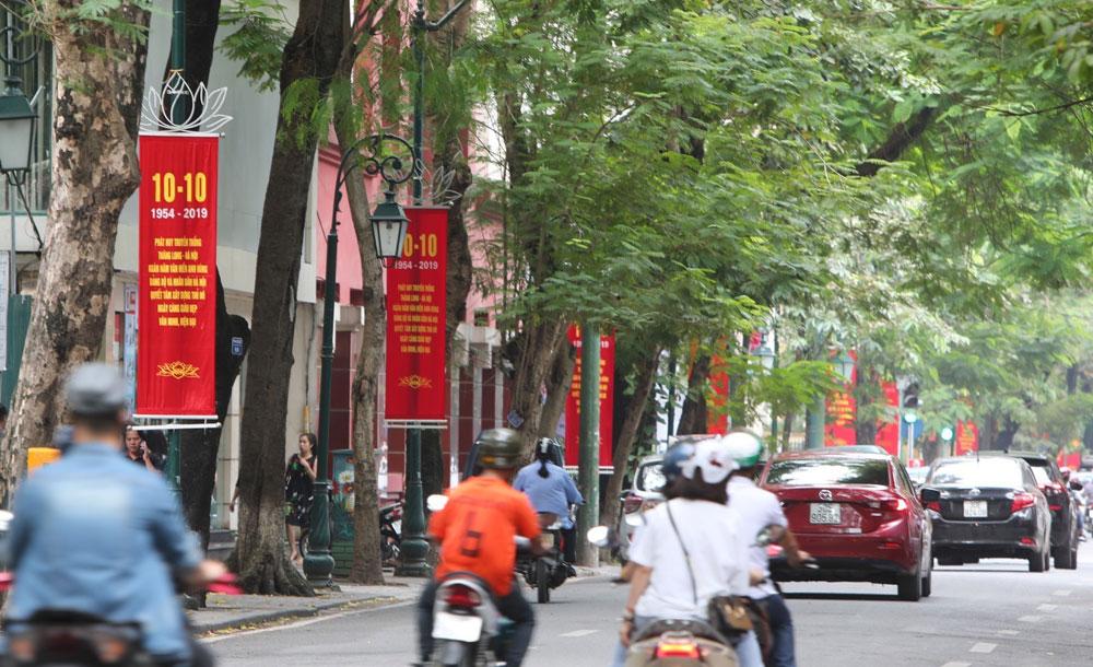 Hà Nội, rực rỡ chào mừng, Ngày giải phóng Thủ đô