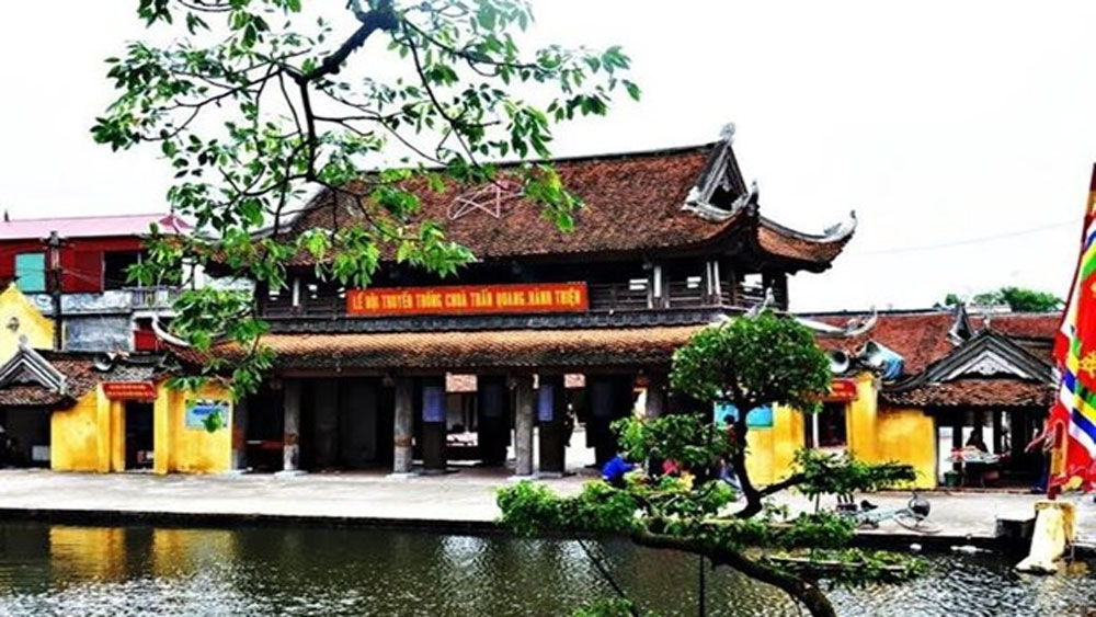 Ancient pagoda, Nam Dinh province, national cultural heritage, Vietnam Buddhist Sangha, attractive destination