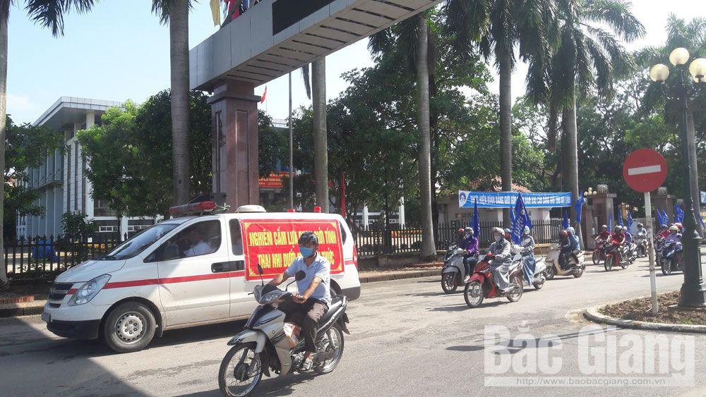 Bắc Giang: Phát động Chiến dịch truyền thông về mất cân bằng giới tính khi sinh