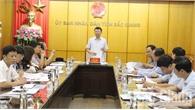 Chuẩn bị chu đáo Lễ khai mạc Tuần Văn hóa -Du lịch tỉnh Bắc Giang năm 2020