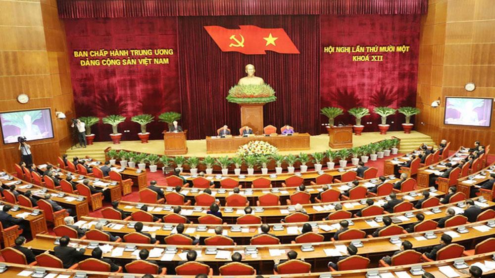 Ngày làm việc thứ tư, Hội nghị lần thứ 11, Ban Chấp hành Trung ương Đảng khoá XII