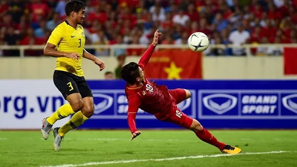Vietnam score first win at World Cup 2022 qualifiers