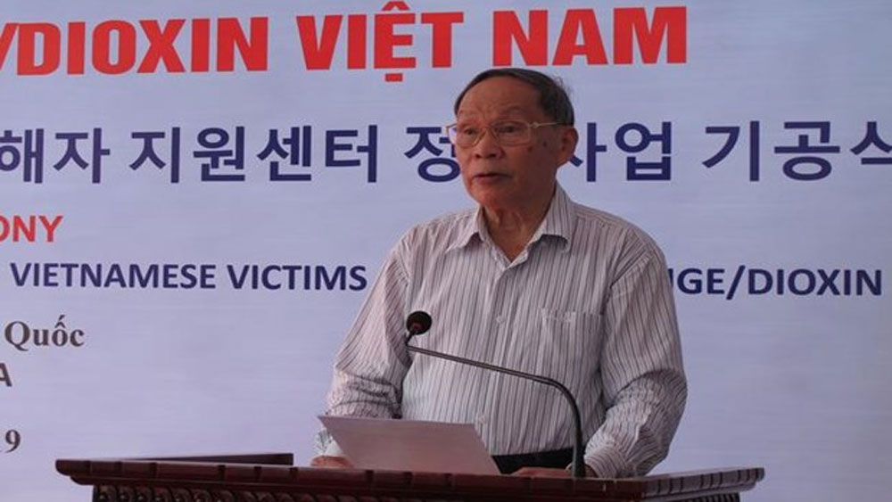 RoK province supports Vietnam's Agent Orange victims