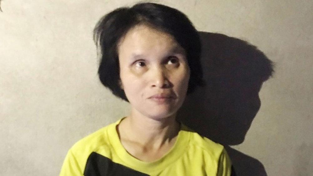 Nữ giúp việc, làm 2 ngày, trộm 300 triệu của chủ nhà ở Đà Nẵng, Lê Thị Xí