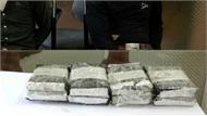Bắt giữ hai đối tượng tàng trữ, mua bán 8 bánh heroin